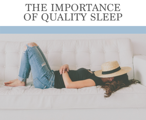 The Importance of Quality Sleep